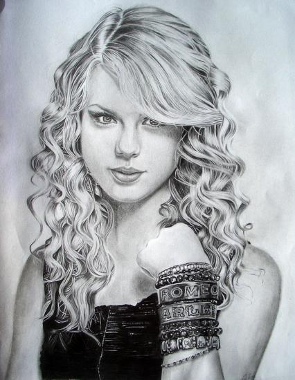 Taylor Swift par Yuka